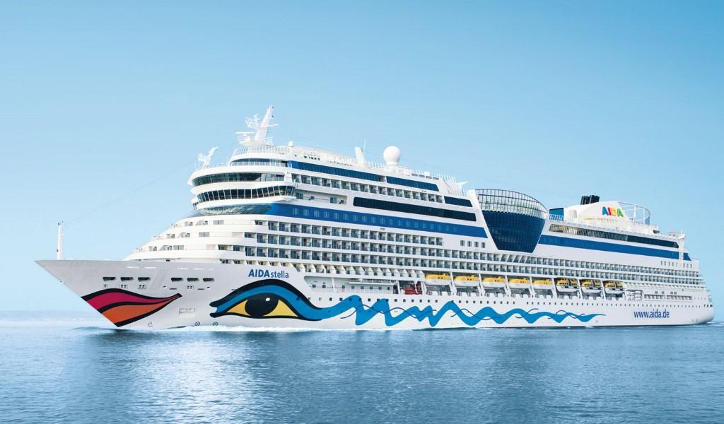 Neue Kreuzfahrtschiffe 2019